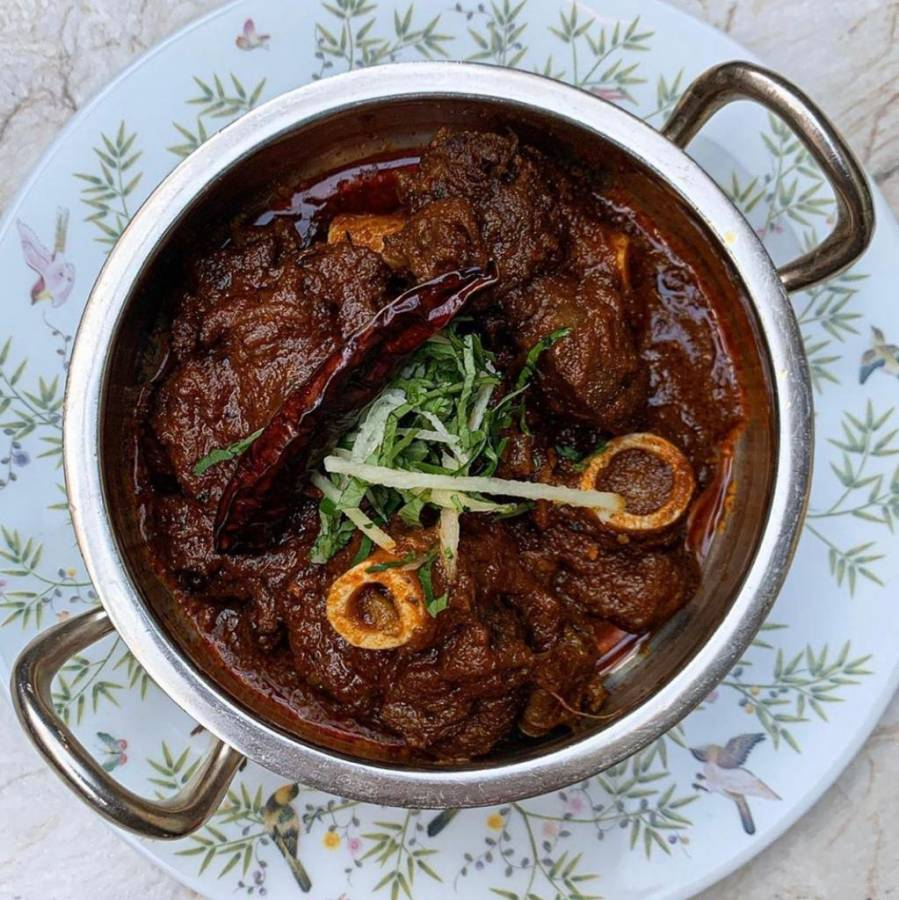 Rohit Ghai's Homestyle Mutton Curry