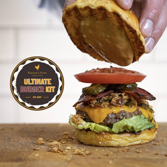 New: Ultimate Burger Kits