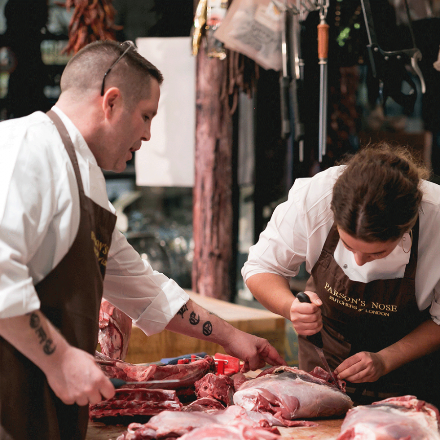 Butchery Classes | Parson's Nose | Butchers of London