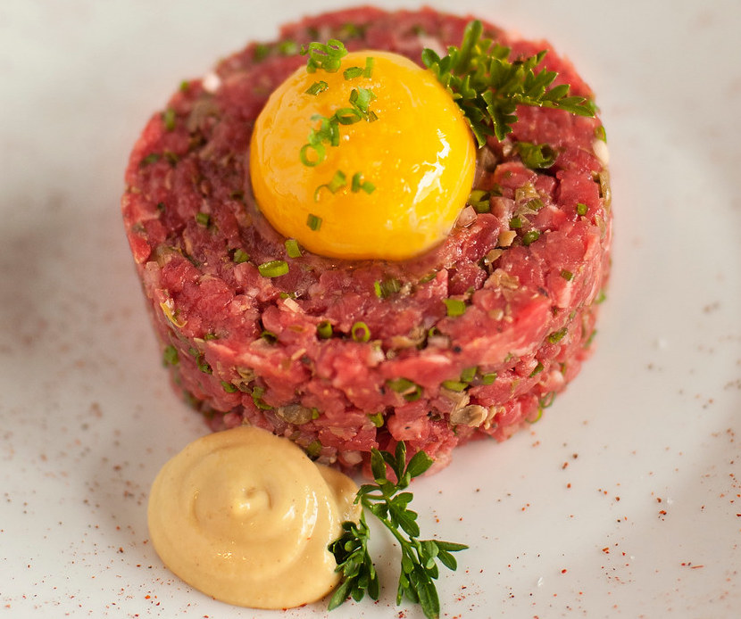 Steak Tartare: a story beyond rare