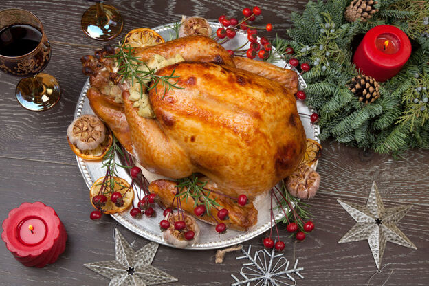 Urgent Christmas Turkey News