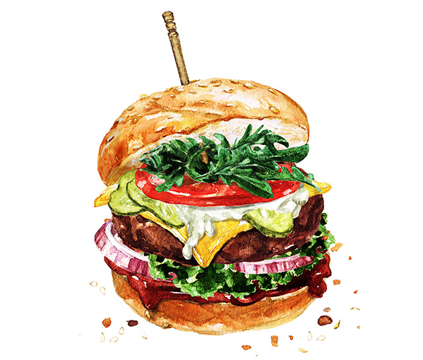 Our Guide to the Perfect Burger