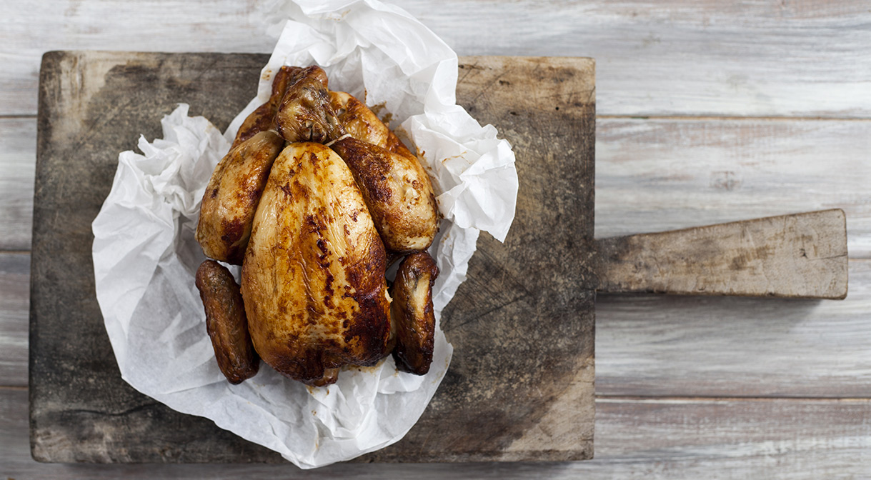 The Perfect Roast Chicken